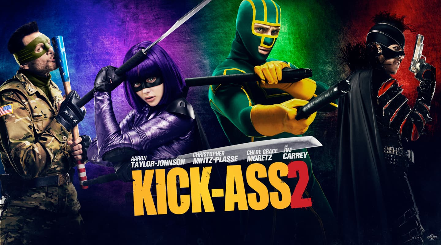 movie analysis of kick ass 26th apr 2018 most recent review, by female 18-24 from taiwan 'everything was good.
